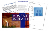 Advent Wreath Package