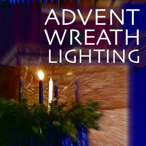 advent wreath lighting year b. Black Bedroom Furniture Sets. Home Design Ideas